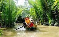 Tour Miền Tây Du Xuân 2015: Bến Tre - Châu Đốc - Cần Thơ 3N/2Đ
