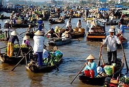 Khởi Hàng Từ Hà Nội: Hà Nội – Sài Gòn – Mỹ Tho – Cần Thơ